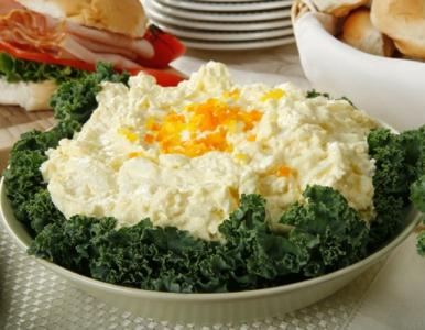 салат с копченой грудкой_салат с курицей