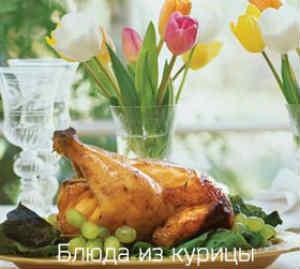 цыпленок  запеченный на банке с пивом