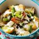 картофельный салат с курицей барбекю рецепт