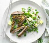 жареная утиная грудка по тайски на сковороде