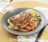 куриные бедра с картошкой в мультиварке_тушеные