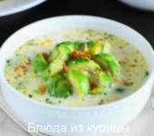 суп пюре из брюссельской капусты