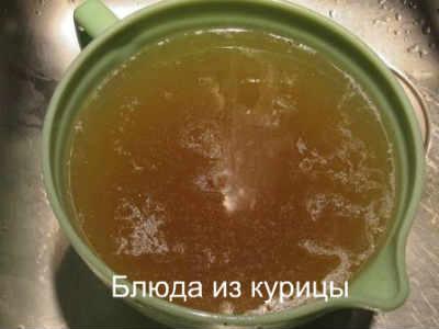 как приготовить куриные лапки_бульон из куриных лапок рецепты