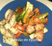 филе индейки с картофелем рецепт