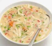 рисовый суп с курицей_рецепт