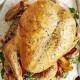 фаршированная курица яблокамиорехами и черносливом