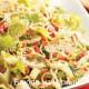 салат с курицей и яичной лапшой рецепт