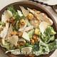 салат цезарь с сыром тофу рецепт