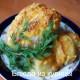 жареная куриная грудка с сыром на сковороде